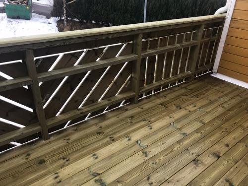 Ny balkonger